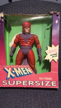 X-Men Magneto supersize action figure Tillsonburg, N4G 1A1