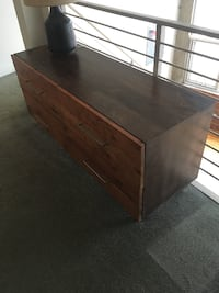 CB2 Dresser 4 Drawer Denver