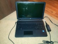black and gray HP laptop Cape Coral, 33909