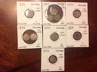 Old coins from Denmark  Falls Church, 22046