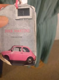 Pink martini dress new ladies L Edmonton, T5N 2Z9
