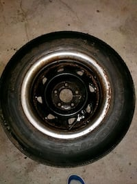 1 tire on rim Barrie