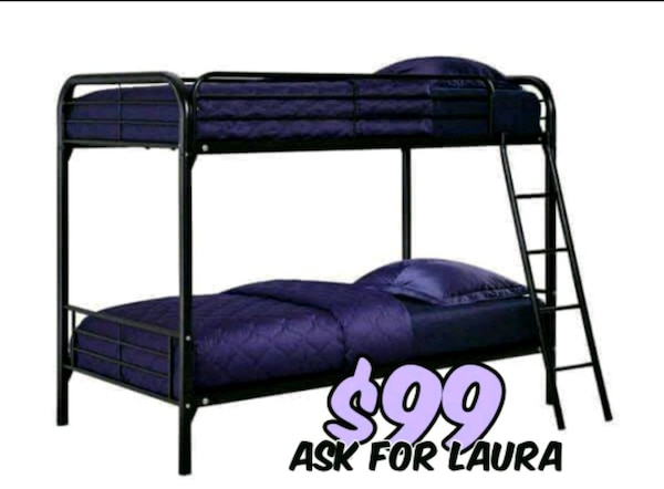 Used Bunk Beds No Mattress For Sale In Dallas Letgo