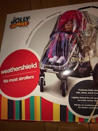 Jolly Jumper Weather shield for Single Strollers Laval