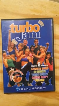 Turbo jam cd