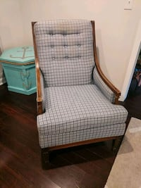 Old School Easy Chair