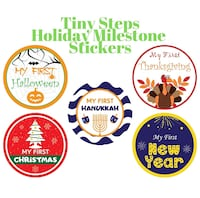 Baby Milestone & Holiday Stickers  Gaithersburg, 20878