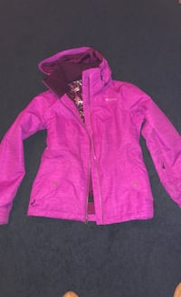 Columbia purple Jacket sz S