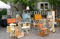 Free furniture removal service  Orlando, 32811