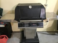 black and gray gas grill Springfield, 65804