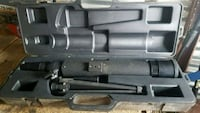 Shooting scope with case Willis, 77318