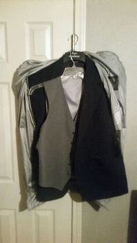 High End Tailored Suit jacket and vest  Shreveport