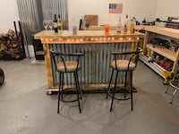Bar for sale (stools not included) Rochester, 02770