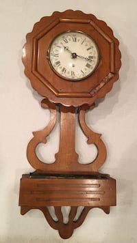 Antique Walk clock made in West Germany Milpitas, 95035