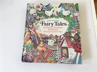 Complete and Unabridged Fairy Tales by Hans Christian Andersen Hardcover