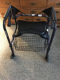 InvaCare Walker with oversized seat and back Wilkes-Barre