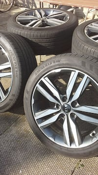 """18"""" Wheels and Tires Toronto, M9W 3W6"""