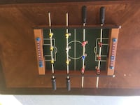 Black and white foosball table Windermere, 34786
