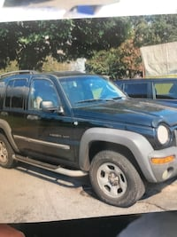 2002 Jeep Liberty Sport for parts Myerstown, 17067