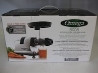 Brand New Omega 8008 Juicer Colorado Springs
