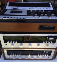 Vintage stereo equipment lot (please read!) Whitby, L1N 7C8