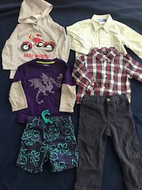 Baby boy clothing 12-18 months Los Angeles, 91367