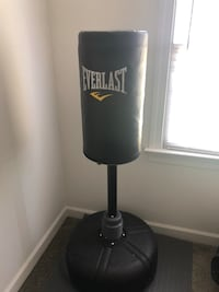 Black everlast heavy bag Apex, 27502