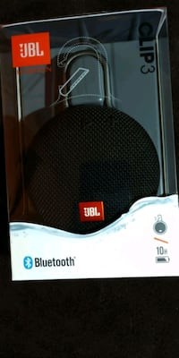 brand new Jbl ClIP3 wireless bluetooth speaker Anchorage, 99501