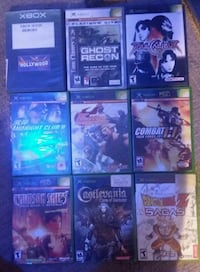 Xbox 360 game bundle North Las Vegas, 89030