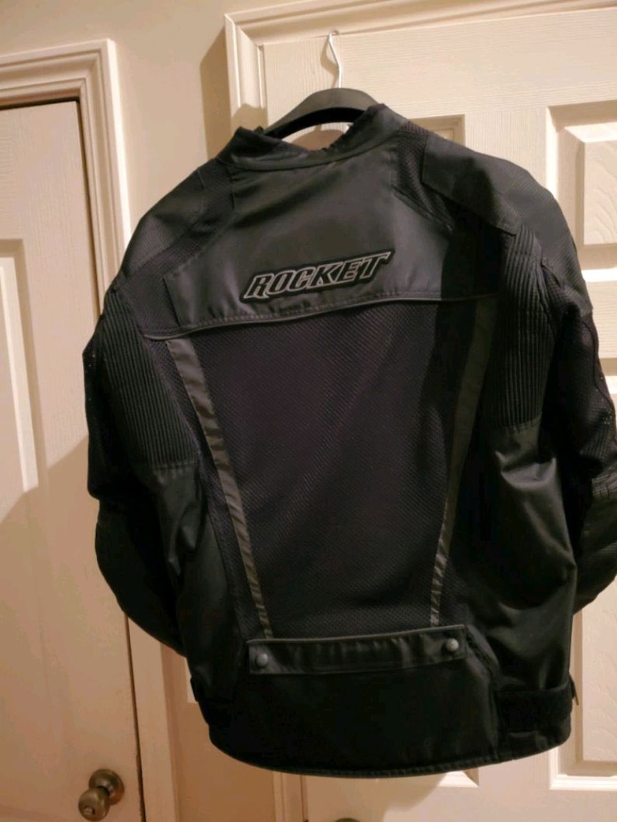Photo Joe Rocket Mesh Padded Motorcyle Jacket