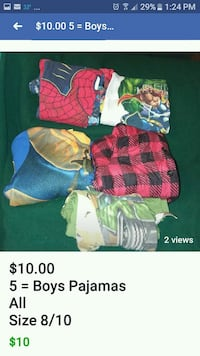 baby's assorted-color clothes lot Sykesville, 21784