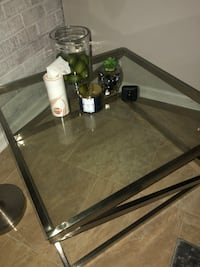 Glass Coffee Table  Washington
