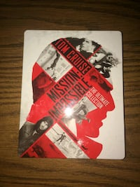 Mission Collection Steelbook for Sale Edmonton, T6M 2Z2