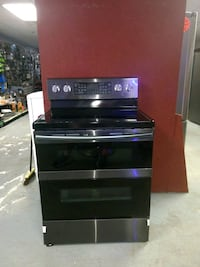 black and gray induction range oven Hanover, 17331