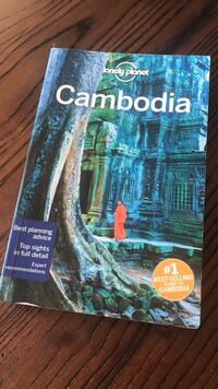 Lonely Planet Cambodia Somerville, 02145