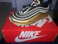 AIR MAX 97 METALLIC GOLD BLACK 39 km