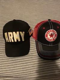 Two brand new hats  Selma, 78154