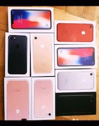 assorted iPhone 7 plus boxes Ashburn, 20149