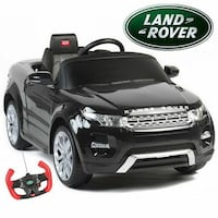 Kids Ride In Electric Range Rover with Remote  895 mi