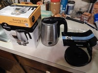 KEURIG CAFE ONE TOUCH MILK FROTHIER- NEW - $15 (MONROVIA)  Mount Airy