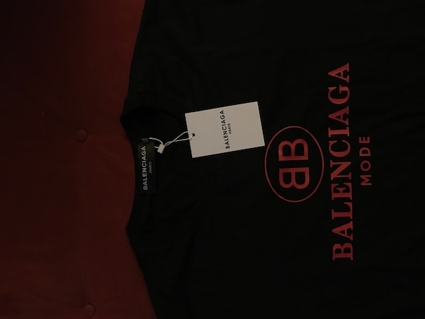 c41cdc767 Used Balenciaga Mode T-shirt tee for sale in Miramar - letgo