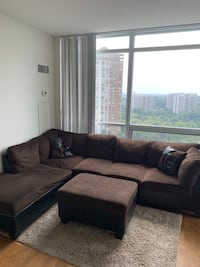Beautiful Wayfair couch for sale - $600 or best offer! Toronto, M3C 0C6
