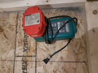 Makita charger and battery  Edmonton, T6R 3K5