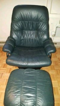 Leather Chair Mount Royal, H4P 1M2