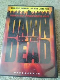 Dawn Of The Dead DVD Lake Mills, 53551