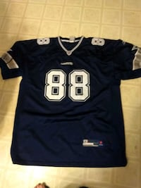 black and white NFL 88 jersey shirt Woodbridge, 22193