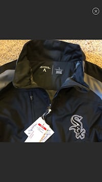 NWT Chicago White Sox Antigua Tempest Jacket Large NEW
