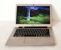Thin and sleek looking Acer Aspire S3-391 i5 3127 km