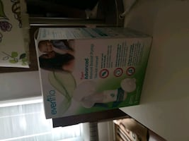 Breast Pump (Manual)