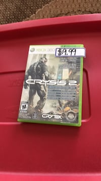Xbox 360 Call of Duty World at War case Burlington, L7M